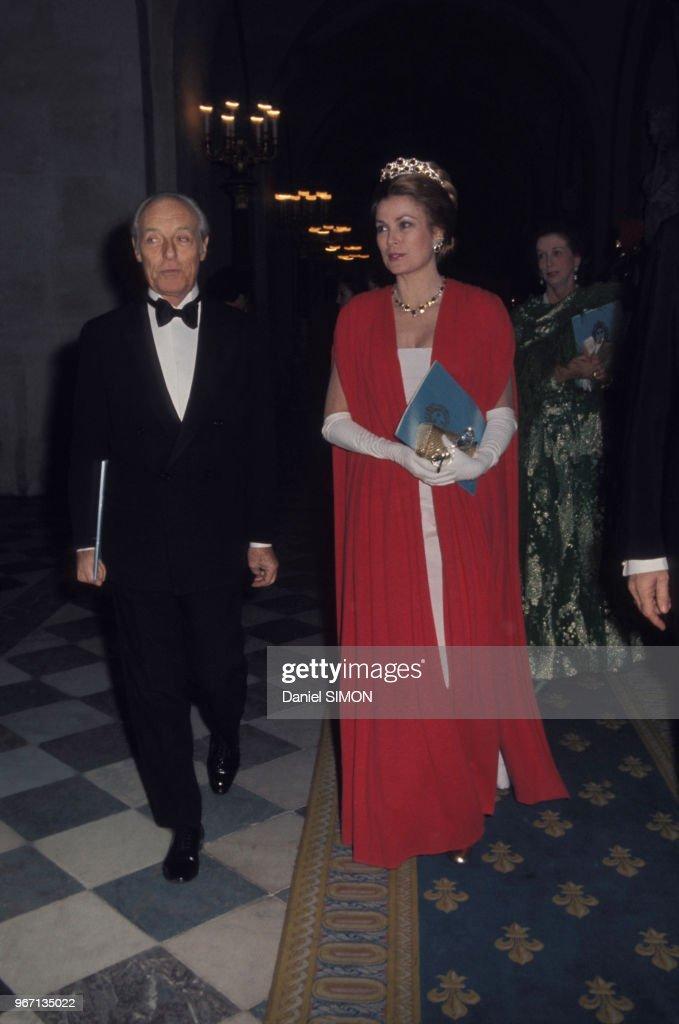 Grace de Monaco au château de Versailles : News Photo