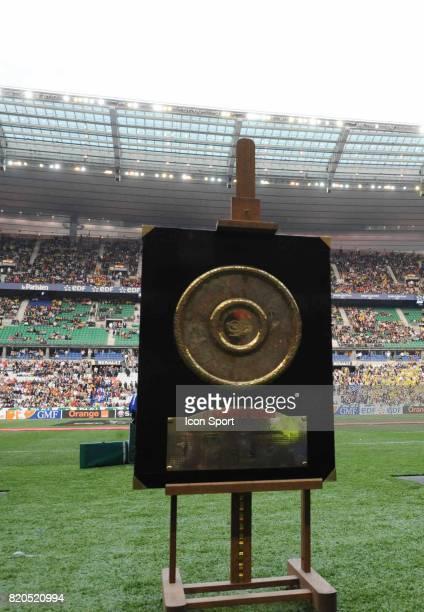 Le Bouclier de BRENNUS Clermont / Perpignan Finale du Top 14 Stade de France