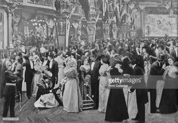 'Le Casino De Paris' 1900 The Casino de Paris located at 16 rue de Clichy in the 9th arrondissement is one of the well known music halls of Paris...