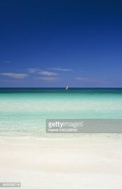 le cayo Santa Maria qui fait partie de l'archipel Sabana Camaguey offre de superbes plages de sable blanc baignes par des eaux cristallines comme...