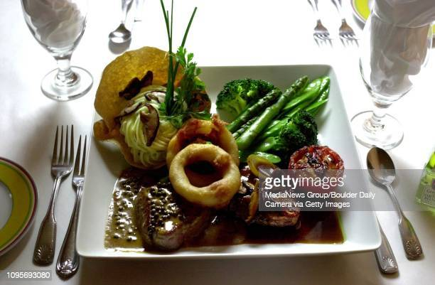 Le Chantercler recipe request for mashed potatoes with beef tournedos