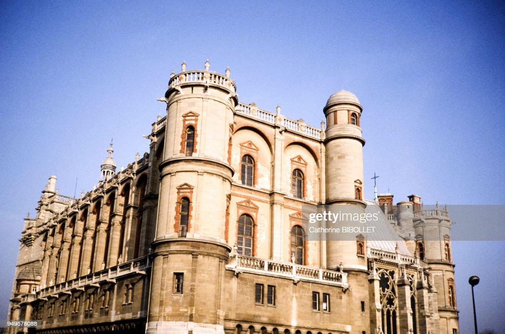 Château de Saint-Germain-en-Laye : ニュース写真