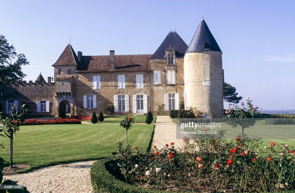 Le Chteau DYquem Sauternes En Gironde France
