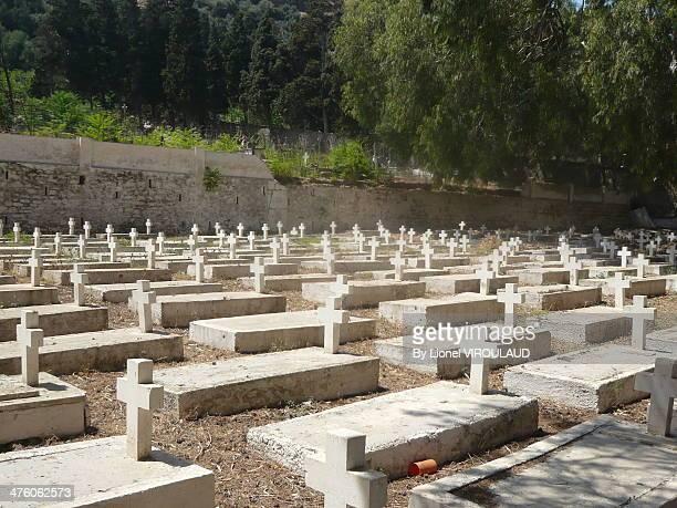Le cimetière Chrétien
