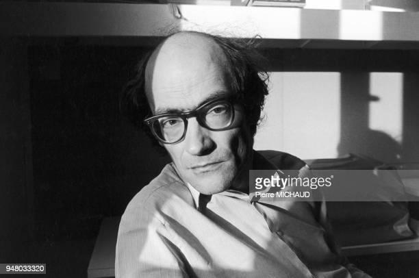 Le cinéaste romancier et essayiste belge François WEYERGANS vers 1990 Le cinéaste romancier et essayiste belge François WEYERGANS vers 1990
