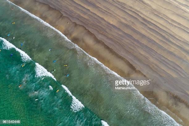 Le Conquet et la plage des blancs sablons