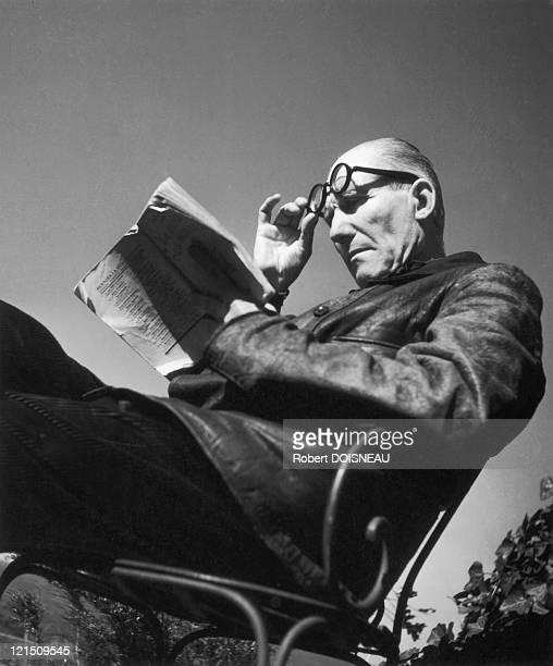 Le Corbusier At Home Boulogne
