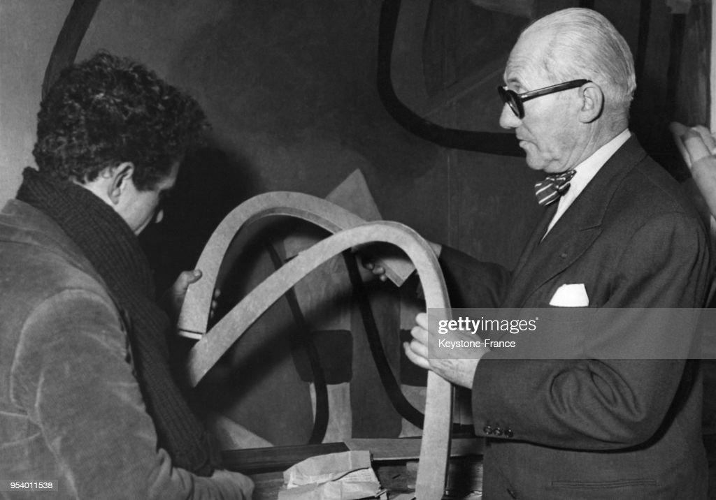 Le Corbusier : News Photo