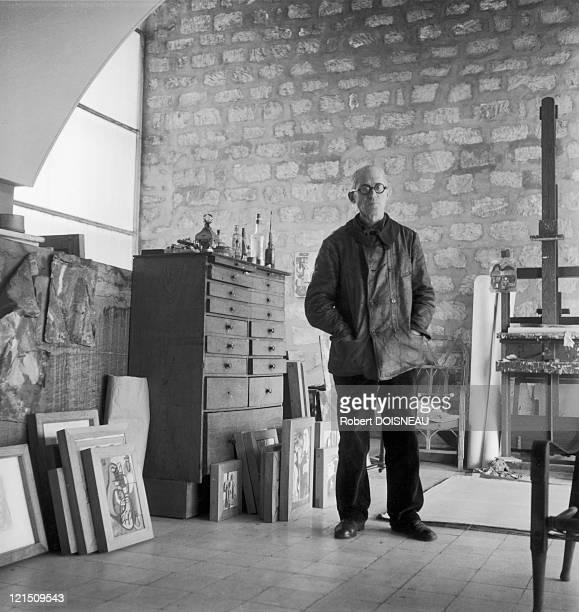 Le Corbusier In 1944
