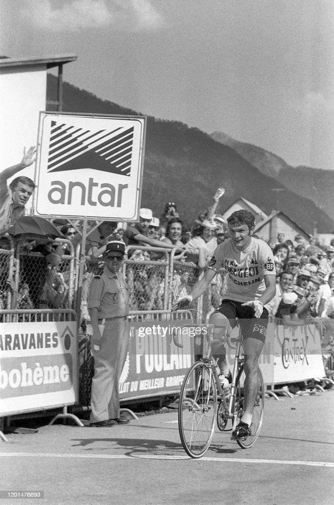 CYCLISME-TOUR DE FRANCE-1975 : Fotografía de noticias
