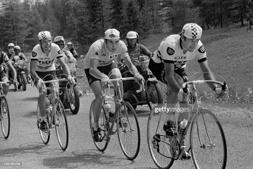 TDF-1975-MERCKX-THEVENET-DELISLE : Fotografía de noticias