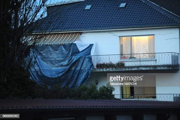 Le drame s'est deroule sur le balcon de la victime JeanMarie Demange depute UMP de la 9e circonscription de la Moselle depuis 1986 et ancien maire de...
