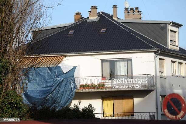 Le drame s'est deroule sur le balcon de la victime. Jean-Marie Demange, depute UMP de la 9e circonscription de la Moselle depuis 1986 et ancien maire...