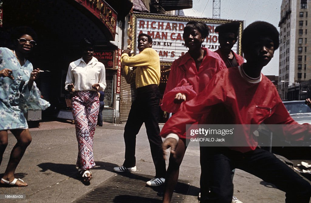New York Before Brunch: On The Vibrant Streets Of 1970's Harlem