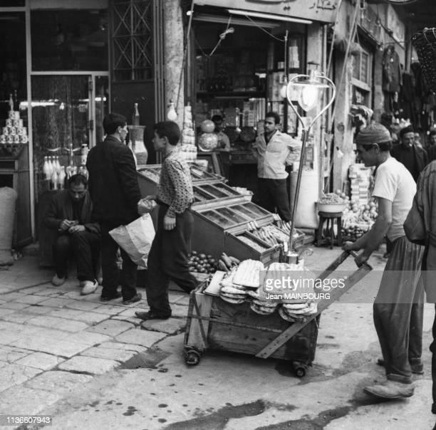 Le Grand Bazar de Téhéran, Iran.