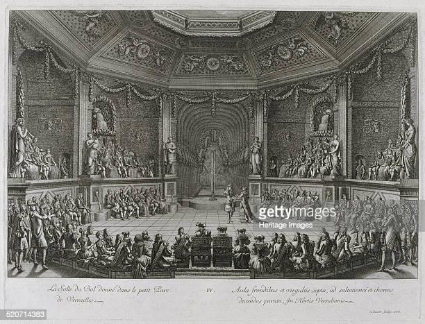 Le Grand Divertissement royal de Versailles, July 18, 1668. Found in the collection of Bibliothèque Nationale de France.