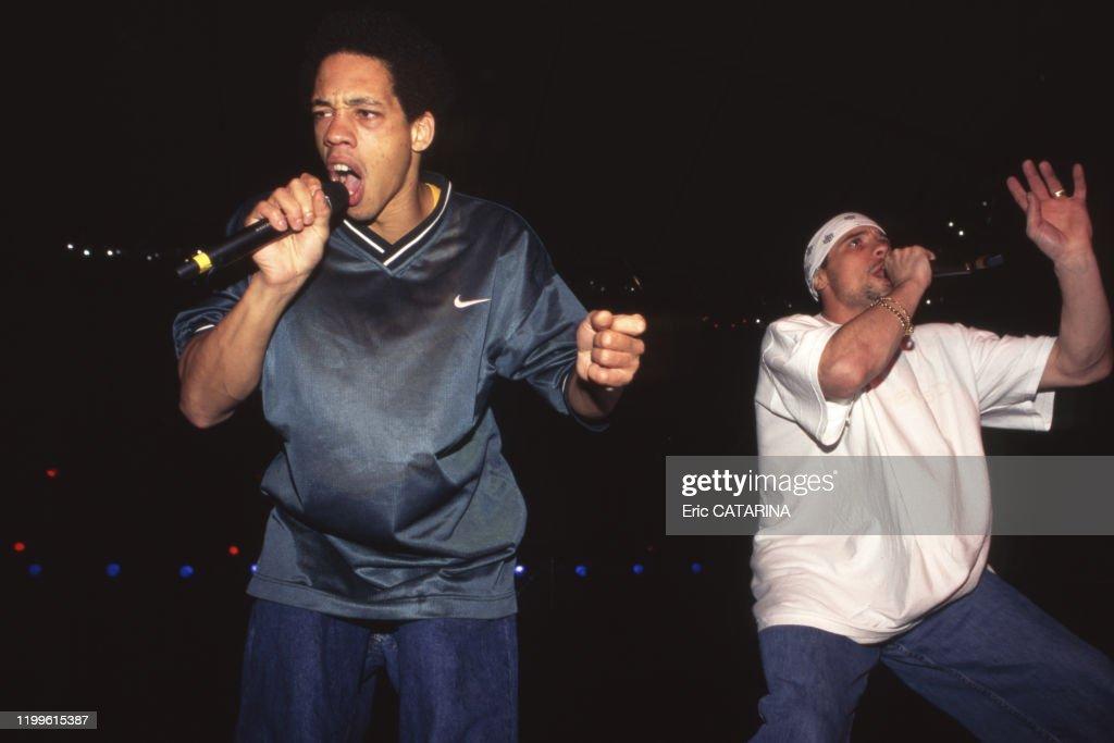 NTM en concert en 1996 : Photo d'actualité