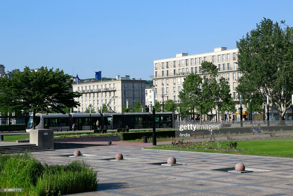 Superior Le Havre (Normandy Region, North Western France): Real Estate, Buildings In
