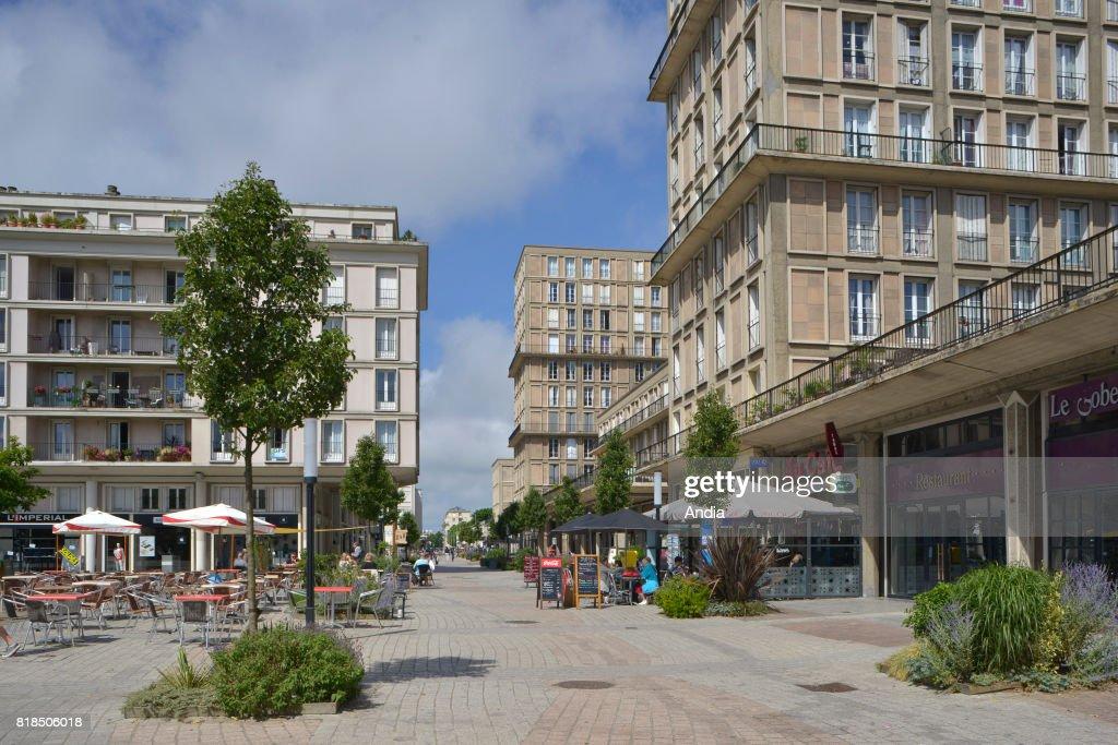Superb Le Havre (Normandy Region, North Western France): Real Estate, Street U0027