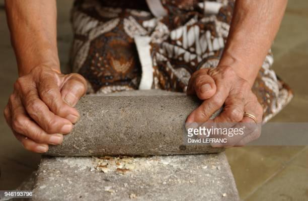 Le Jamu javanais, est l'art traditionnel de soigner par les plantes, le corps et l'esprit. Au Kraton, le palais de Jogjakarta, les femmes perp?tuent...
