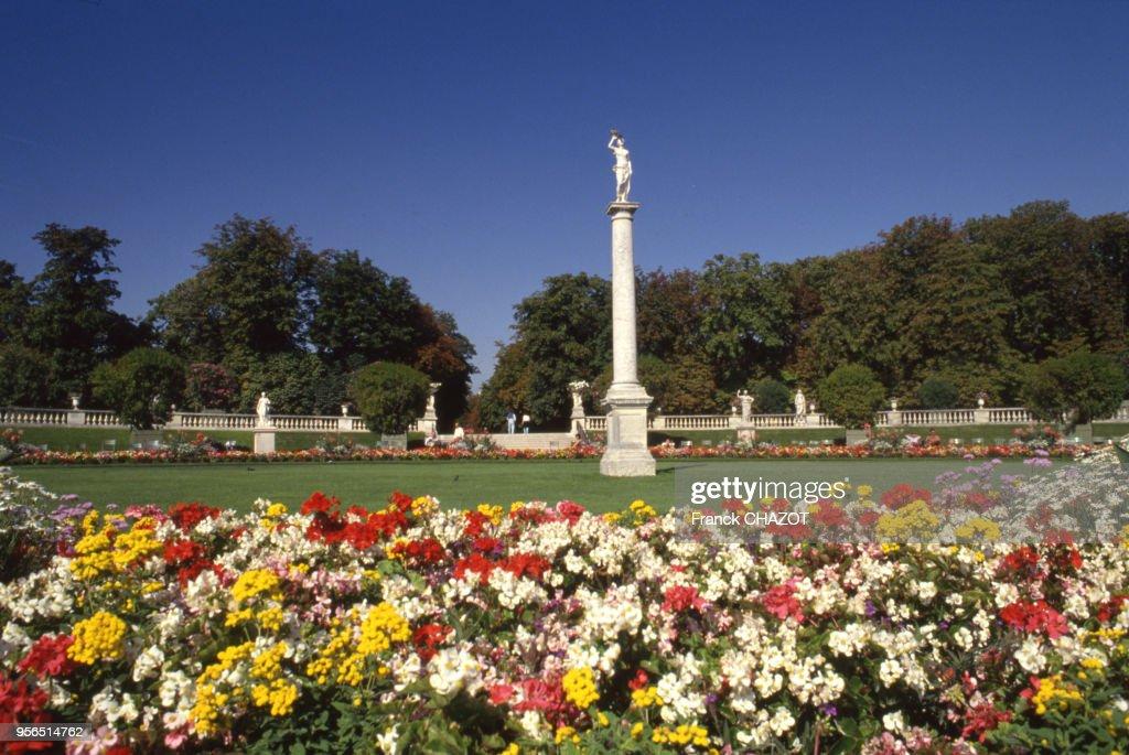 le jardin du luxembourg paris france - Le Jardin Du Luxembourg