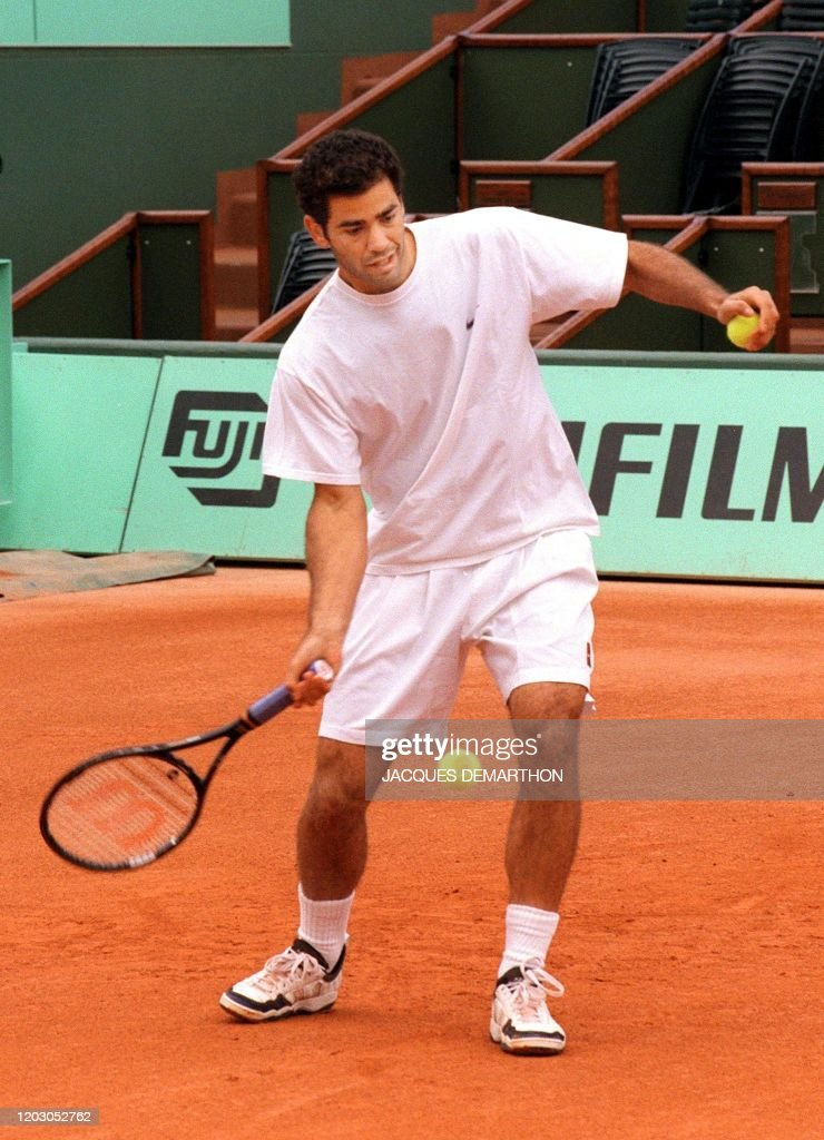 TENNIS-ROLAND-GARROS : News Photo