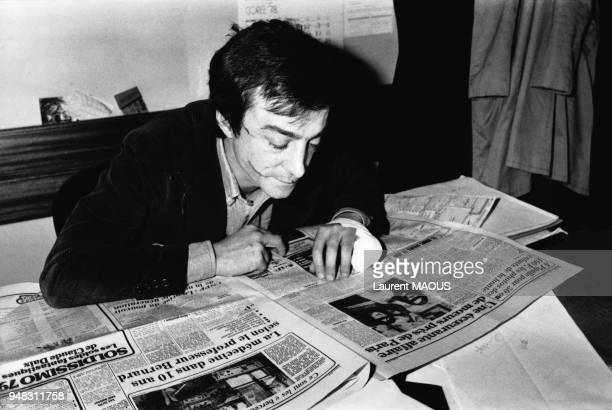 Le journaliste Jacques Tillier grièvement blessé de trois balles dans une forêt de l'Oise accuse Jacques Mesrine d'être l'auteur de l'attentat 11...