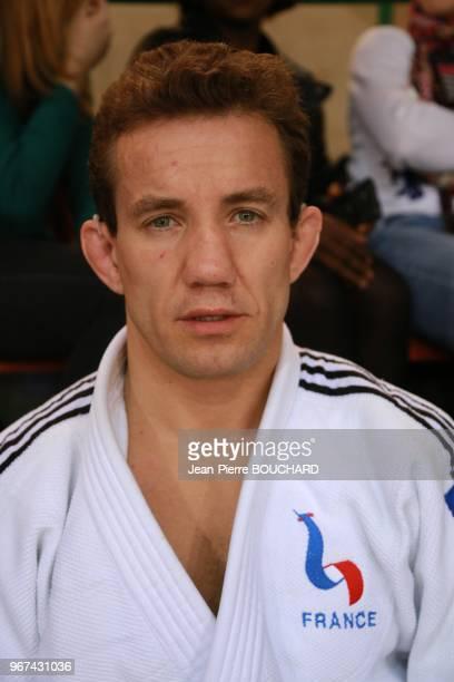 Le judoka Cyril Jonard médaille dor et dargent aux jeux paralympiques dAthènes 3ème au championnat dEurope handisport tête de série pour les jeux...