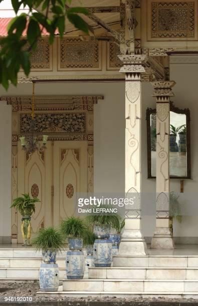 Le Kraton est le palais de l'actuel sultan Hamengku Buwana X.