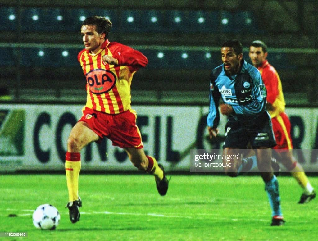 FOOT-LE HAVRE-LENS : News Photo