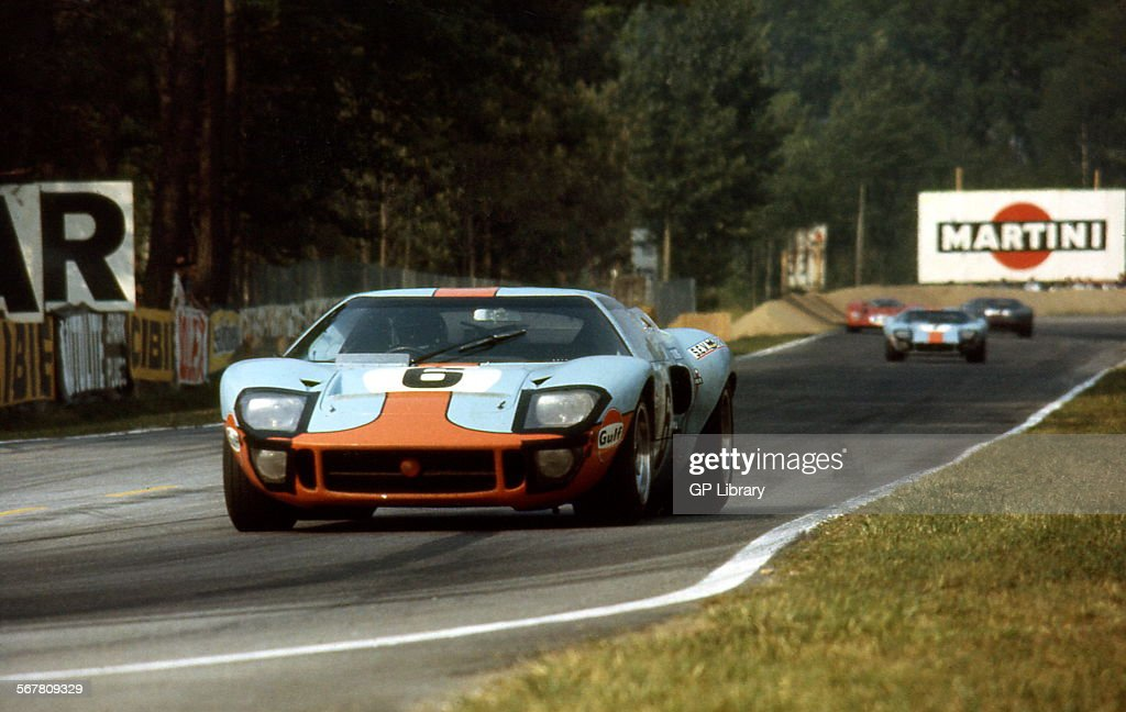 Ford Gt40 Stock Photos And Pictures Getty Images