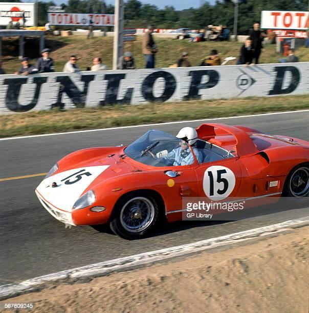 Le Mans 24 Hours Race 22nd June 1964 Pedro Rodriguez/Skip Hudson Ferrari 330P retired