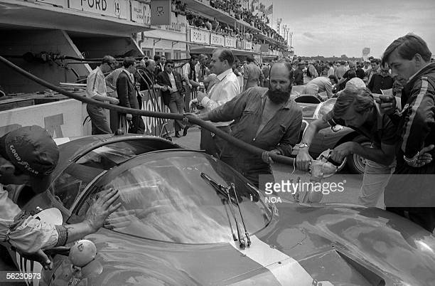 Le Mans Circuit of the 24 Hours 1966 HA124915