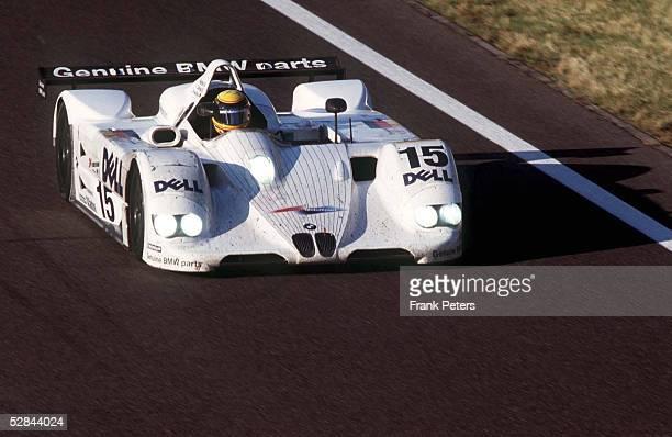 Le Mans Fahrer Joachim WINKELHOCK