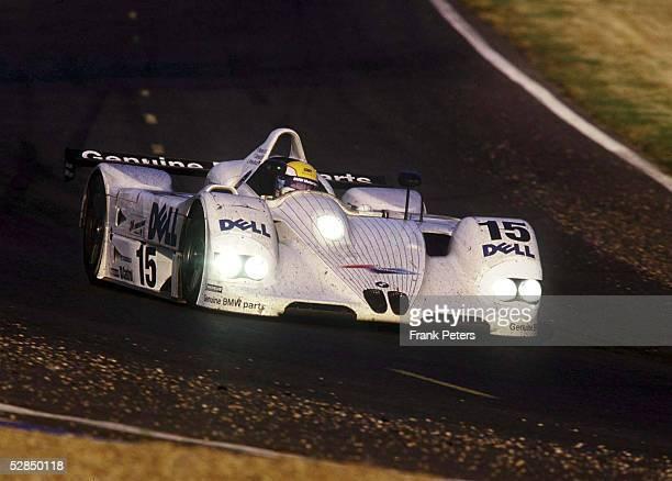 Le Mans Fahrer Pierluigi MARTINI