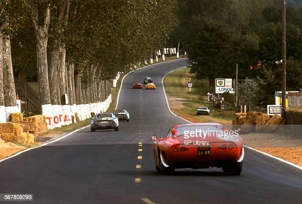 Le Mans Tertre Rouge exit Bizzarini etc