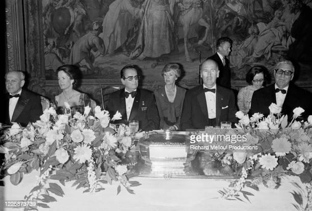 Le Maréchal Tito invité du Président de la République à l'Élysée à Paris