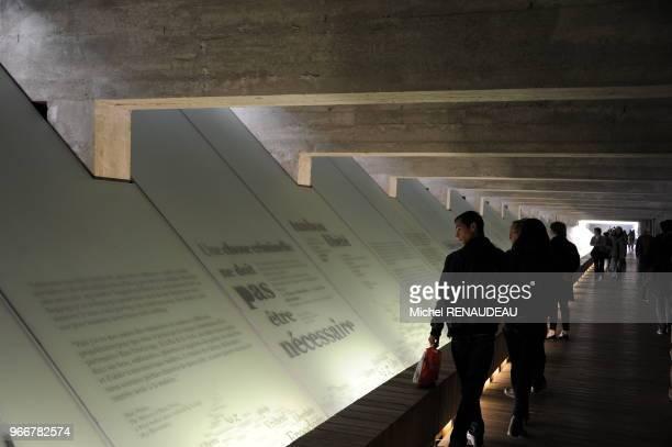 Le Mémorial de l'abolition de l'esclavage France LoireAtlantique Nantes