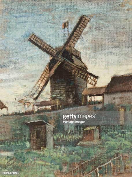 Le Moulin de Blutefin 1886 Found in the collection of Fondation De Boer Amsterdam