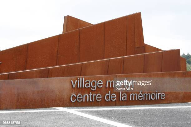 Le musee le 16 septembre 2011 OradoursurGlane HauteVienne Limousin Le nom d'OradoursurGlane reste attache au massacre de sa population par la...