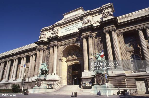 Le Palais de la découverte à Paris France