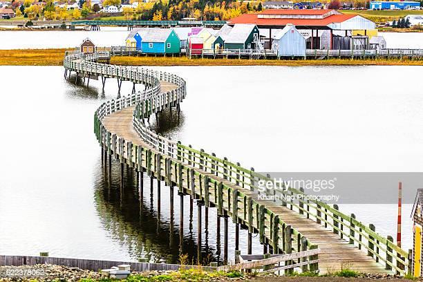 le pays de la sagouine - khanh ngo stock pictures, royalty-free photos & images