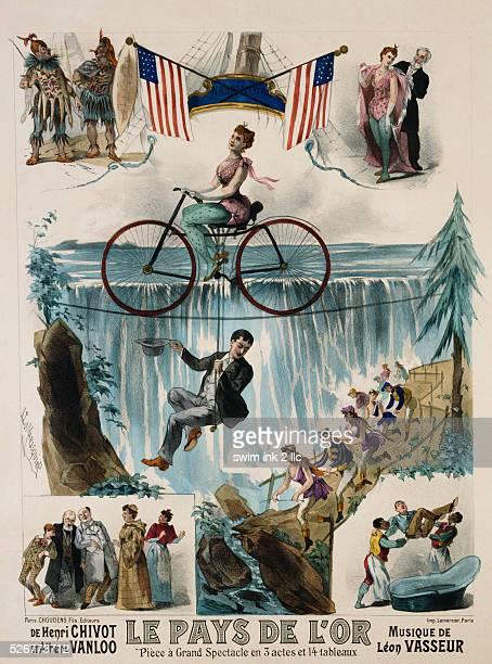 Le Pays de L'or Poster by Lemerisquier