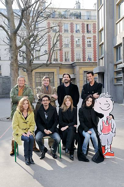 Le Petit Nicolas A 50-Year Meeting With Eight Writers Pictures ...