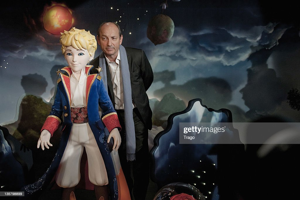 'Le Petit Prince' Waxwork Unveiling At Musee Grevin : News Photo