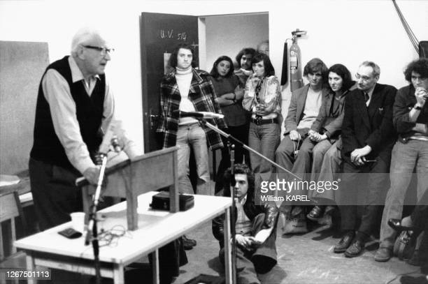 Herbert Marcuse Fotografías e imágenes de stock - Getty Images