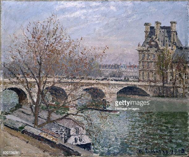 Le Pont Royal and Pavillon de Flore Found in the collection of Petit Palais Musée des BeauxArts de la Ville de Paris