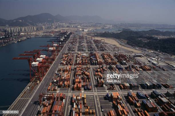 Port De Hong Kong Stock Photos And Pictures Getty Images