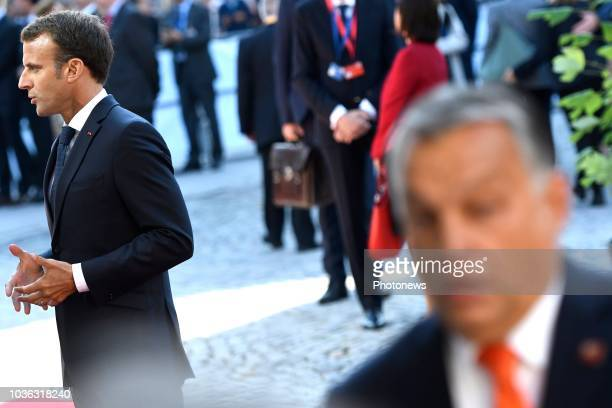 Le Premier ministre Charles Michel participe ces 19 et 20 septembre au Sommet informel des chefs d'Etat ou de gouvernement à Salzbourg en Autriche Le...