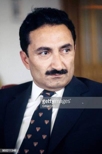 Le Premier Ministre turc Bülent Ecevit en août 1974 Turquie